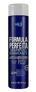 Fórmula Perfeita Shampoo Hidratante 300ml Widicare