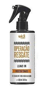 Operação Resgate Leave-In Protetor Térmico 200ml Widicare