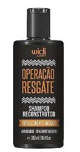 Operação Resgate Shampoo Reconstrutor 300ml Widicare