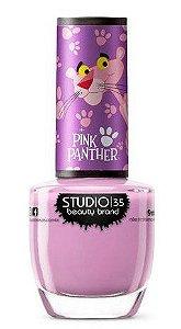 Esmalte Studio35 9ml #PanteraClássica - Coleção Pantera Cor de Rosa