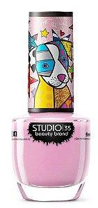 Esmalte Vegano Studio 35 #AmizadeSincera - Coleção Romero Britto 3