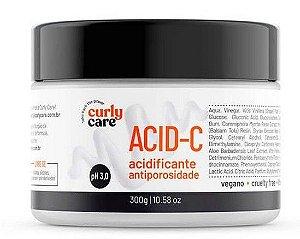 Curly Care Acid-C Acidificante Antiporosidade 300m