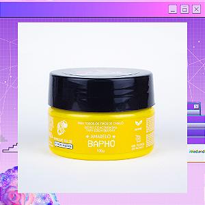 Máscara Pigmentante Maira Medeiros - Amarelo Bapho 100g Kamaleão Color