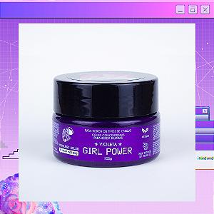 Máscara Pigmentante Maira Medeiros - Violeta Girl Power 100g Kamaleão Color
