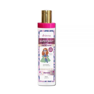 GEL CREME SUPER WAVY INFANTIL 300ml