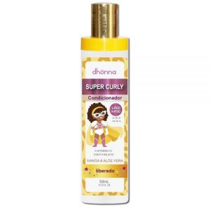 CONDICIONADOR SUPER CURLY INFANTIL 300mL