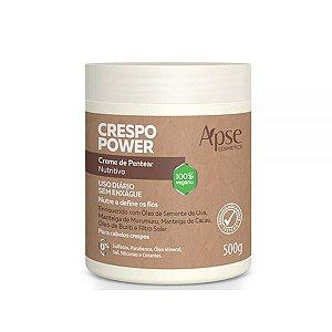 CREME DE PENTEAR CRESPO POWER 500G
