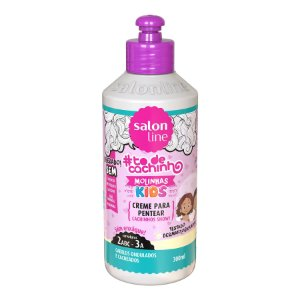 CREME PENTEAR MOLINHAS KIDS 300ML SALON LINE