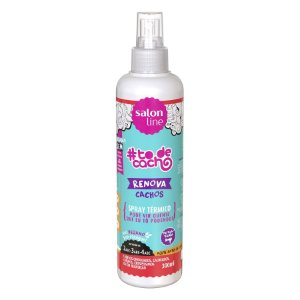 SPRAY TERMICO RENOVA CACHOS SALON LINE 300ML