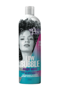 SHAMPOO LOW BUBLE MAGIC WASH 315ML