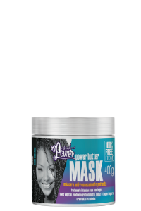 MÁSCARA ANTIRESSECAMENTO POWER BUTTER MASK 400G