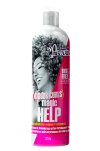 CONDICIONADOR COLOUR CURLS MAGIC HELP 315ML