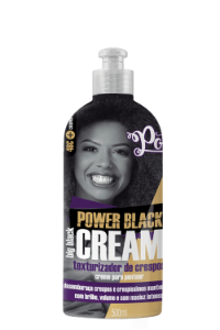 CREME DE PENTEAR POWER BLACK BIG BLACK CREAM 500 ML