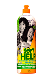 CONDICIONADOR KIDS SOFT HELP 300ML