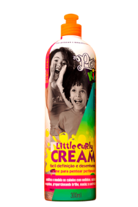 CREME PARA PENTEAR KIDS LITTLE CURLY CREAM 300ML