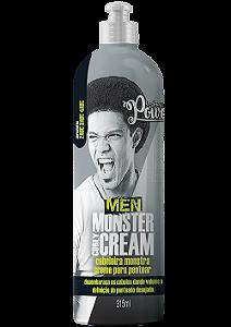 Creme De Pentear Curly Cream Men 300G