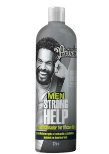 CONDICIONADOR MEN STRONG HELP 315ML