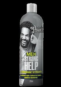 Condicionador Men Strong Help 315Ml