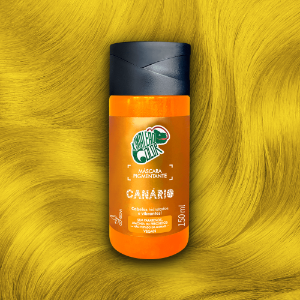 MÁSCARA PIGMENTANTE KAMALEAO COLOR - CANÁRIO 150 ML
