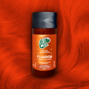 MÁSCARA PIGMENTANTE KAMALEAO COLOR - FLAMINGO 150 ML