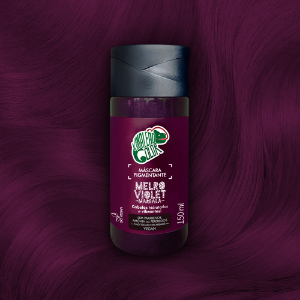 MÁSCARA PIGMENTANTE KAMALEAO COLOR - MELRO VIOLET 150 ML