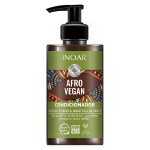 INOAR AFRO VEGAN CONDICIONADOR 300 ML