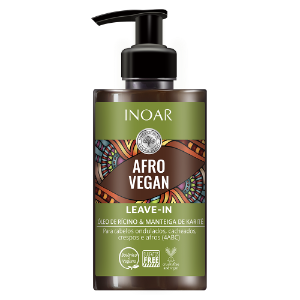 INOAR AFRO VEGAN LEAVE-IN 300 ML