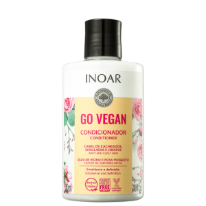 GO VEGAN CACHOS CONDICIONADOR 300 ML