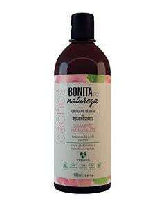 BONITA POR NATUREZA - CACHOS - SHAMPOO 500ML