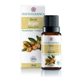 ÓLEO VEGETAL  ARGAN - 20ML