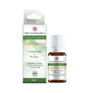 ÓLEO ESSENCIAL COMPOSTO EQUILIBRIUM - 15ML