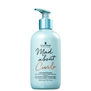 MAD ABOUT CURLS SHAMPOO ESPUMA REDUZIDA 300ML