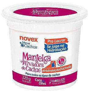 Manteiga Ativadora Hidratante Meus Cachos 320 gr