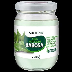 SUMO NATURAL DE BABOSA VEGANO 220g SOFTHAIR
