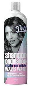 Shampoo Ondulados Waves Wash 315Ml - Soul Power