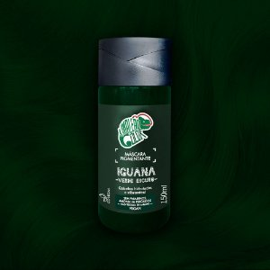 MÁSCARA PIGMENTANTE KAMALEAO COLOR - IGUANA 150ML