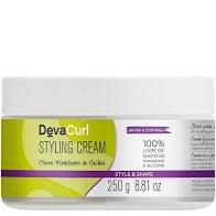 DEVA STYLING CREAM 250g