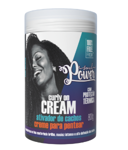 CREME PARA PENTEAR CURLY ON CREAM 800g