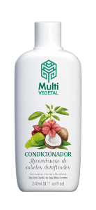 CONDICIONADOR COCO E KARITE MULTI VEGETAL 240ML