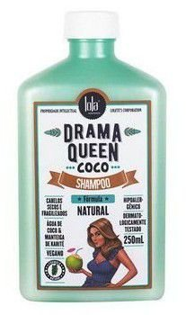 SHAMPOO DRAMA QUEEN COCO LOLA 250ML