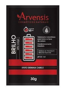UNIDOSE BRILHO INTENSO ARVENSIS 30ML