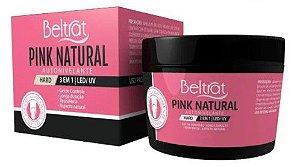 GEL HARD PINK NATURAL BELTRAT 1X30G