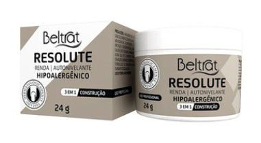 GEL RESOLUTE RENDA BELTRAT 1X24G