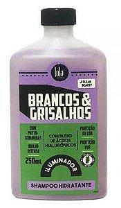 BRANCOS E GRISALHOS SHAMPOO HIDRATANTE LOLA 250ML