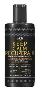 Keep Calm Recupera!!! - Condicionador 300Ml - Widi Care