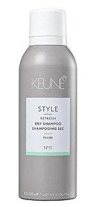 Shampoo A Seco Style Dry Shampoo Keune 200Ml