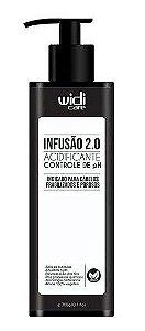 Infusão 2.0 Acidificante 300G - Widi Care