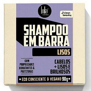 Shampoo Em Barra Liso 90G