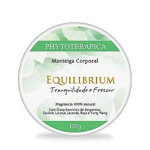 Manteiga Desodorante Corporal Equilibrium - 100G