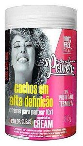 Creme Pentear Color Curls High Definition 800g
